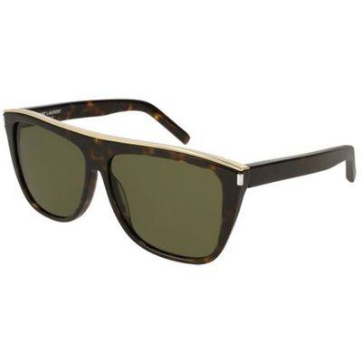 Okulary przeciwsłoneczne Saint Laurent w dobrej cenie przez