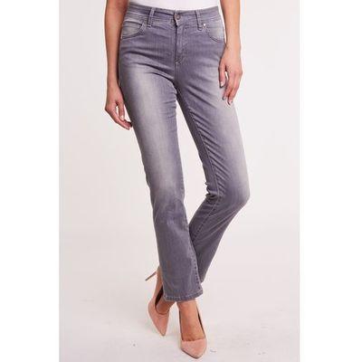 270ef4b9 Szare spodnie jeansowe - RJ Rocks Jeans, jeansy