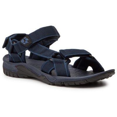 dobra jakość zakupy urok kosztów Sandały - lakewood ride sandal m 4019021 night blue, Jack wolfskin,  39.5-40.5