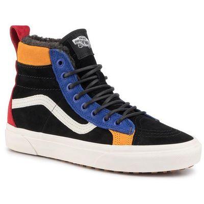 Sneakersy sk8 hi 46 mte dx vn0a3dq5t3x1 blacksurf the web, Vans, 41 47
