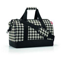 allrounder m torba podróżna weekendowa / rms7028 - fifties black marki Reisenthel