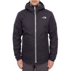 The North Face QUEST Kurtka zimowa black, kolor czarny