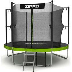 Trampolina z siatką wewnętrzną 10ft 312 cm + torba na buty marki Zipro