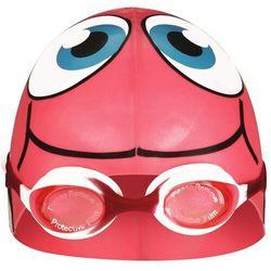 Waimea® Zestaw czepek z okularkami do pływania dla dzieci waimea (8716404275068)