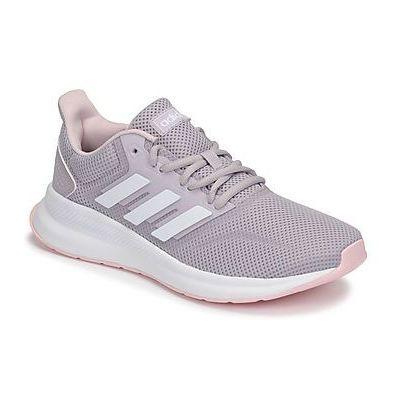 Trampki niskie adidas RUNFALCON, kolor różowy