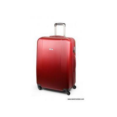 f9b7f3e8709c8 Modo by roncato walizka duża z kolekcji titanium twarda 4 koła materiał abs  zamek szyfrowy