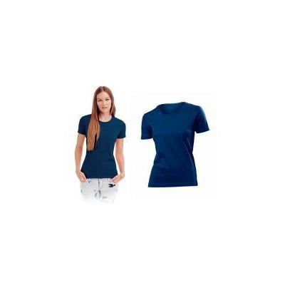 classic st2600 damska koszulka t shirt granatowanavy marki Stedman