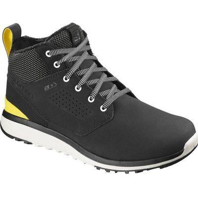 Salomon buty męskie utility freeze cs wp blackblackempire yellow 44.0