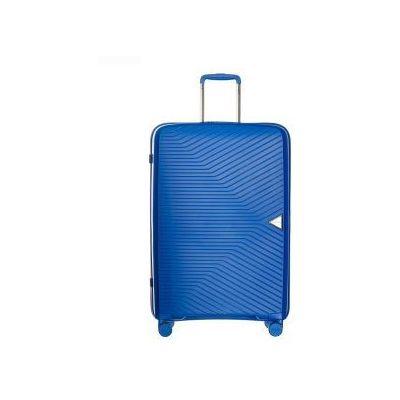 3074b3e1c5675 walizka średnia twarda z kolekcji denver pp014 4 koła zamek szyfrowy tsa  materiał polipropylen marki Puccini