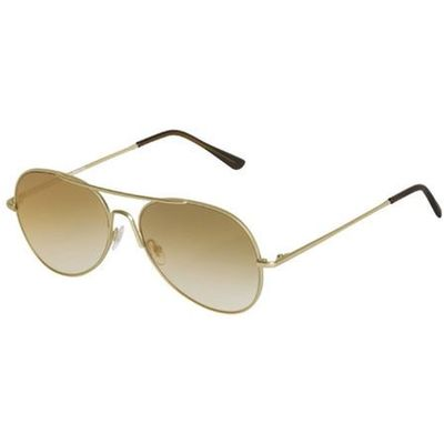 Okulary Słoneczne Spektre Cesar CS03BMatte Gold (Gradient Gold), kolor żółty